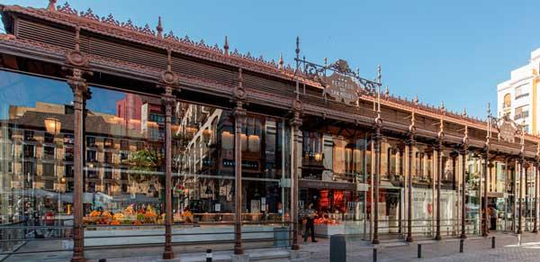 Profesionalhoreca, mercado de San Miguel