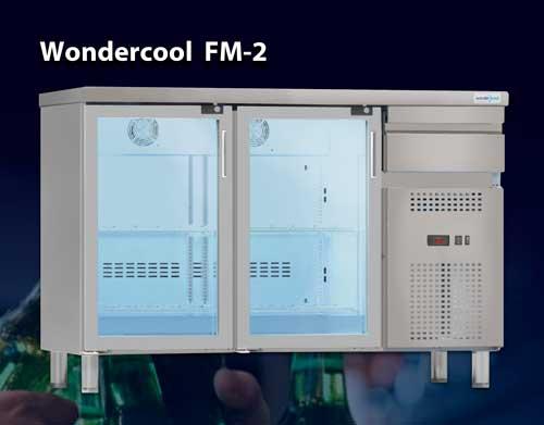 Profesionalhoreca, Wondercool FM-2, el primer superenfriador de bebidas bajo-barra