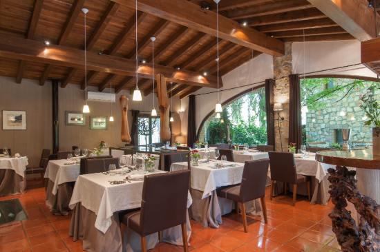 ProfesionaHoreca, restaurante del Molino de Alcuneza