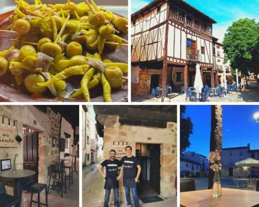 ProfesionalHoreca, fotos de la Taberna de Doña Sancha