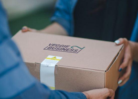 ProfesionalHoreca, caja de Veggie2Business