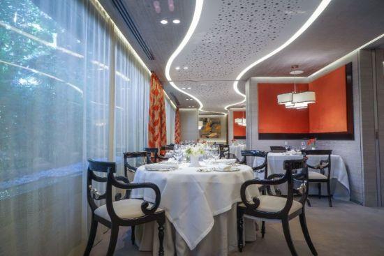 ProfesionalHoreca, sala del restaurante Zalacaín