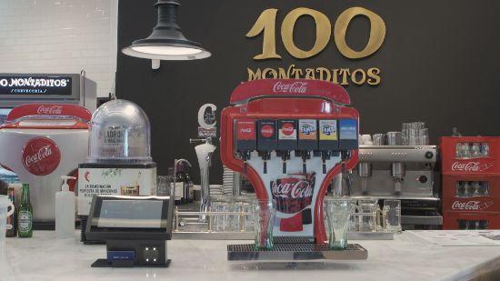 Profesionalhoreca, dispensador de bebidas de Coca-Cola en autoservicio