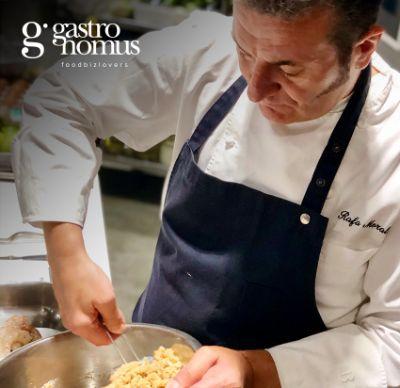 ProfesionalHoreca, Rafa Morales en Gastronomus