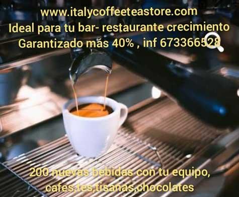 Profesionalhoreca, Italy Coffee Tea Store