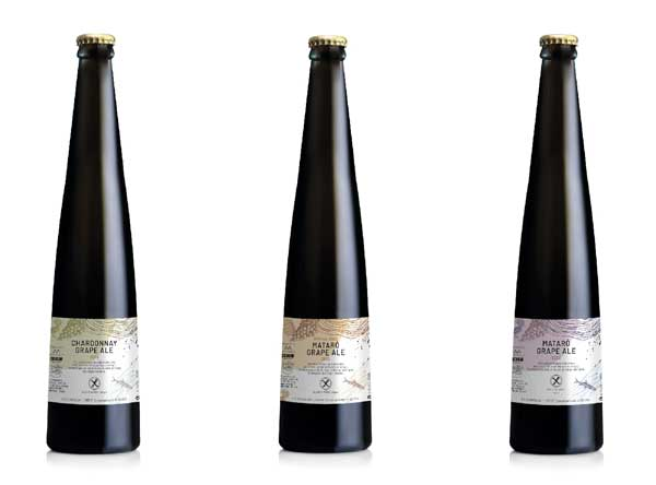 Profesionalhoreca, Las tres cervezas de añada de la familia Grape Ale
