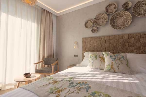 Profesionalhoreca, habitación del hotel Casa Coco