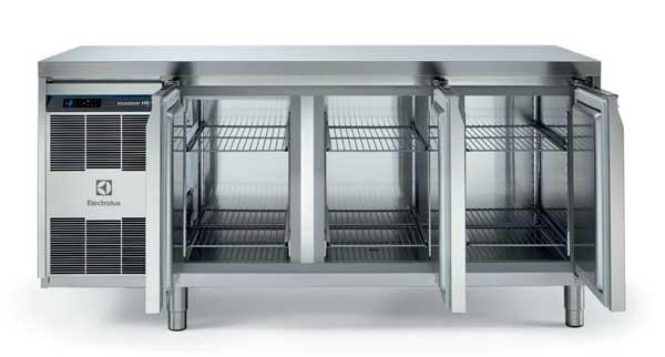 Profesionalhoreca, mesa fría Ecostore abierta