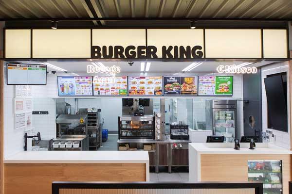 Profesionalhoreca, Burger King