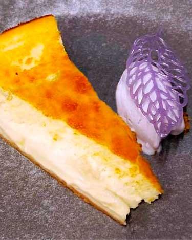 Profesionalhoreca, la mejor tarta de queso de Madrid, de Poncelet
