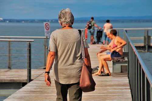 Profesionalhoreca, turista senior