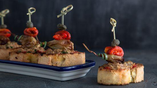 ProfesionalHoreca, pinchos, Foro Mundial del Turismo Gastronómico de la OMT