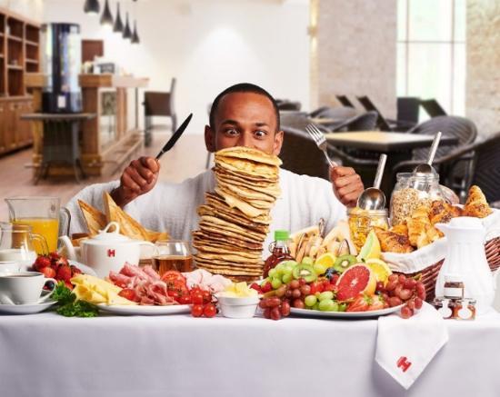 ProfesionalHoreca. buffet de desayuno