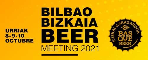 Profesionalhoreca, cartel del Bilbao Bzkaia Beer