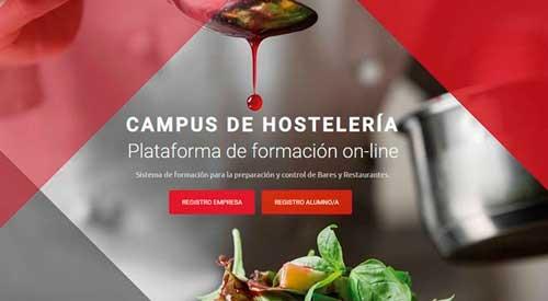 Profesionalhoreca, Campus de Hostelería