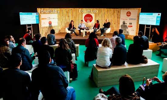 Profesionalhoreca, imagen del Forum Lab del Gastronomic Forum Barcelona