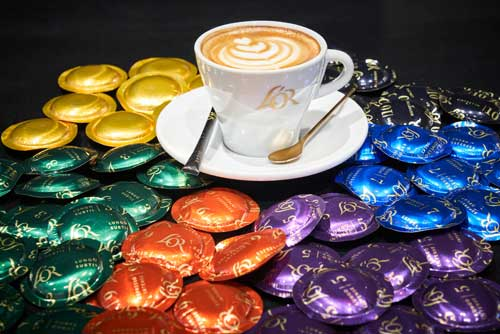 Profesionalhoreca, cápsulas o discos del sistema de café L'Or Suprême