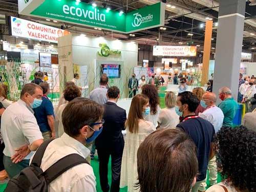 Profesionalhoreca, feria Organic Food Iberia 2021