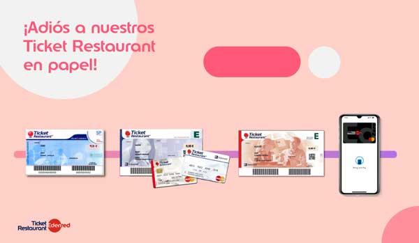 Profesionalhreca, la evolución de Ticket Restaurant del papel a digital