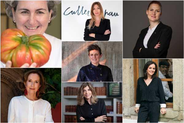Profesionalhoreca, mujeres participantes en el congreso FñeminAs 2021