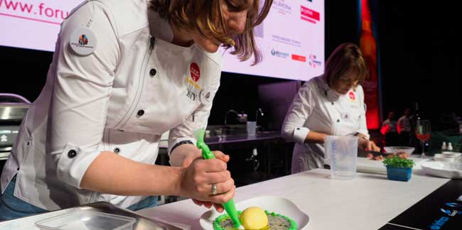 Profesionalhoreca, cocineras de Forum Gastronomic - Gastronomic Forum Barcelona 2019