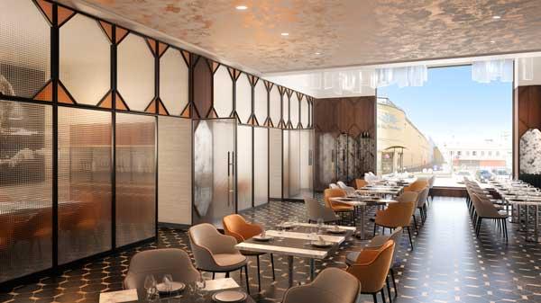 Profesionalhoreca, restaurante Quirat del hotel Intercontinental Barcelona