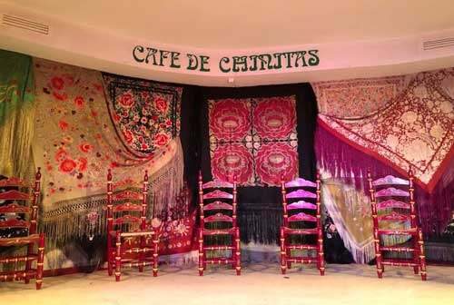 Profesionalhoreca, tablao flamenco del Café de Chinitas
