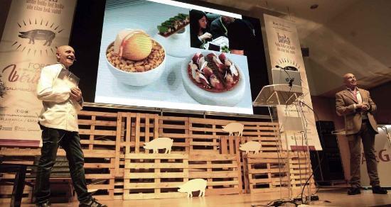 ProfesionalHoreca, cocineros en el Foro Internacional del Ibérico