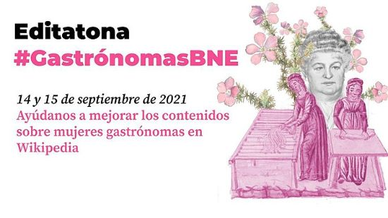ProfesionalHoreca, cartel de editatona #GastrónomasBNE
