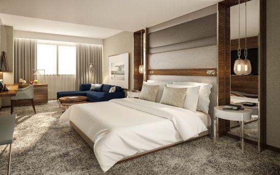 ProfesionalHoreca, habitación del hotel InterContinental Barcelona