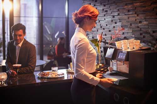 Profesionalhoreca, máquina de café del sistema L'Or Suprême
