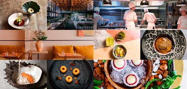 Profesionalhoreca, imágenes de restaurantes de la lista 51-100 de The World's 50 Best Restaurants