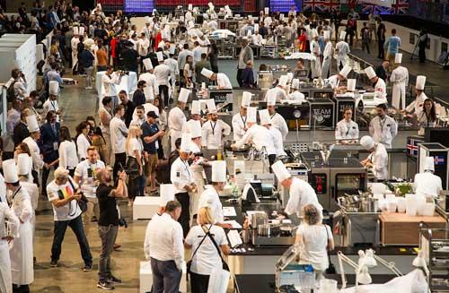 Profesionalhoreca, chefs en el concurso Bocuse d'or