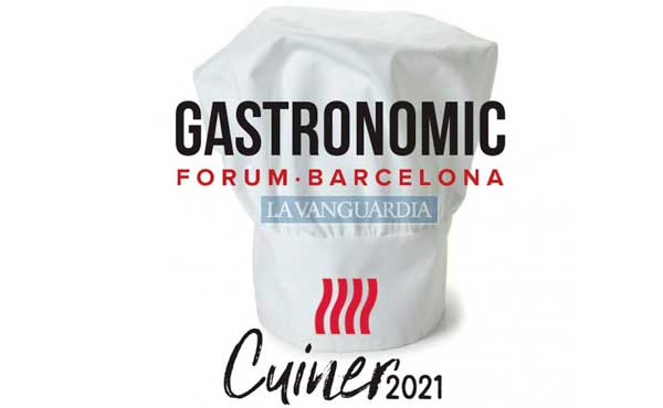 Profesionalhoreca, premio Cuiner, Gastronomic Forum Barcelona