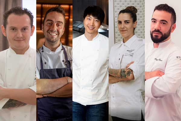 Profesionalhoreca, chefs de Miniature Pintxos Congress 2021