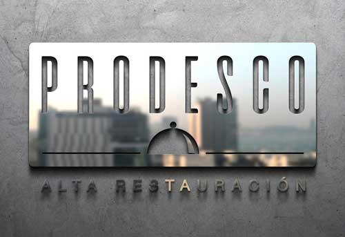 Profsionalhoreca, logo de Prodesco