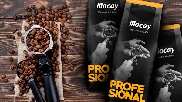 Profesionalhoreca, café Mocay