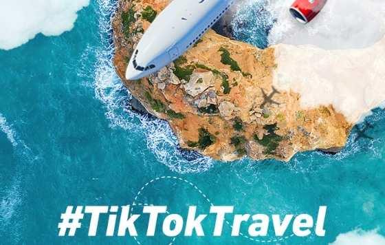 Profesionalhoreca, contenidos de viajes en TikTok